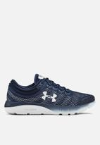 Under Armour - Ua charged bandit 5 - academy/white