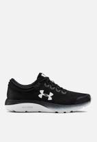 Under Armour - Ua charged bandit 5 - black & white
