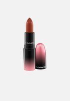 MAC - Love me lipstick - DGAF