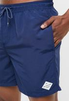 Quiksilver - Rigby volley 17 shorts - blue