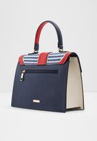 ALDO - Isili - navy & red