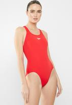 SPEEDO - Medalist one piece - red