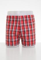 STYLE REPUBLIC - 2 Pack boxer shorts - multi