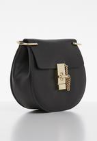Superbalist - Clip buckle detail bag - black