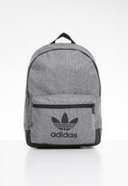 adidas Originals - Mel classic bp  - grey & black