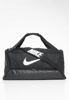 Nike - Nike brasilia m duff - black & white