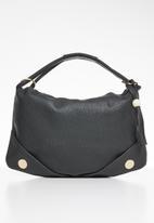 Superbalist - Button detail bag - black