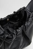 Superbalist - Sabrina drawstring bag - black