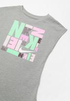 Nike - Modern short sleeve tee - grey