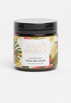 Lulu & Marula - Nourishing Mask & Polish