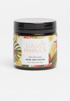 Lulu & Marula - Nourishing mask & polish