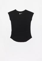 Nike - Swoosh short sleeve tee - black