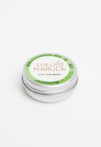 Lulu & Marula - Mint lip balm