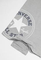 Converse - Cnvb logo shortall - grey
