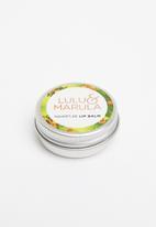 Lulu & Marula - Naartjie lip balm