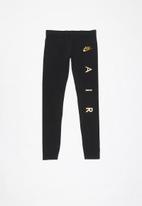 Nike - G nsw tight favorites air1 - black