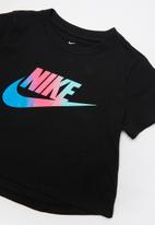 Nike - G nsw tee stmt crop - black