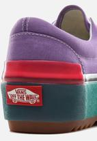 Vans - Era stacked - confetti fairy wren/sea green