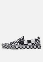 Vans - Classic slip-on - black/true white