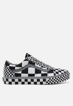 Vans - Old Skool - black/true white