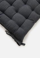 Sixth Floor - Seat cushion set - grey