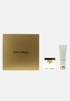 Dolce & Gabbana - D&G The One Pour Femme Gift Set (Parallel Import)