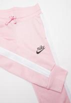 Nike - Nike girls icon tracksuit pants - pink