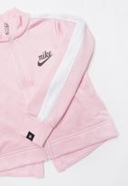Nike - Nike girls icon jacket - pink