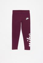 Nike - Nike girls nsw favorite legging - purple
