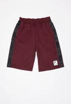 Nike - Nike boys sportswear air max - burgundy