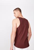 Cotton On - Tbar tank top - red