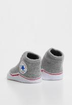 Converse - Converse chuck bootie 2 pack - grey & red