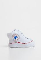 Converse - Converse frilly chucks 2 pack - pink & white