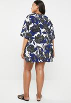 STYLE REPUBLIC PLUS - Printed kaftan - multi