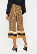 STYLE REPUBLIC - Wide leg smart pants - multi