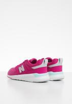 New Balance  - Kids ys009 sneaker - pink