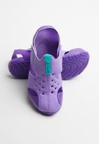 Nike - Nike sunray protect 2 (ps) - purple