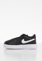 Nike - Force 1 '18 bt - black & white