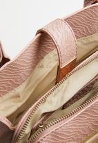 Pierre Cardin - Tia croc top handle - pink
