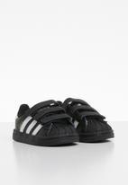 adidas Originals - Superstar cf i - black & white