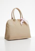 Pierre Cardin - Christen dome handbag - tan