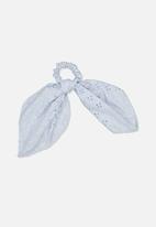 Cotton On - Scarf scrunchie - blue