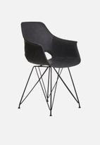 Sixth Floor - Tupelo dining chair - grey