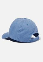 Cotton On - Baseball cap - blue