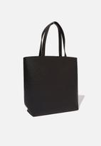 Cotton On - The encompass tote - black