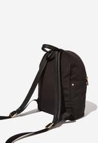 Cotton On - Brazen backpack - black