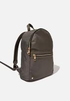 Cotton On - Brazen backpack - khaki