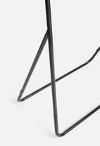 Sixth Floor - Felix clothing rail - black