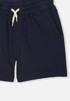 Cotton On - Henry slouch short - navy