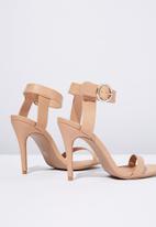 Cotton On - Skylar stiletto heel - neutral